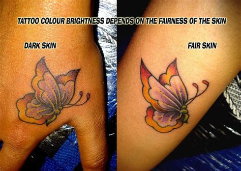 tattoo ink colors for dark skin amin recommends welcome to amin s angel tattooz and