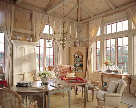 Whitewash Log Cabin Interior by Whitewashed Rustic Cabin Interiors Post And Beam Eastern