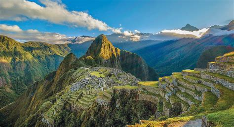 decke peru inca trail to machu picchu itinerary map wilderness
