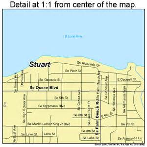 stuart florida map stuart florida map 1268875