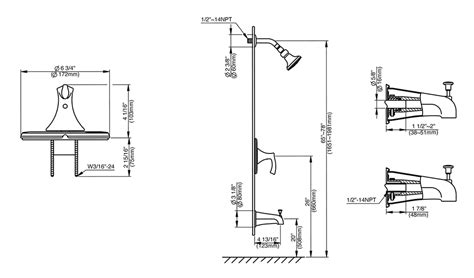 bathtub faucet height standard standard height of bathtub faucet tubethevote