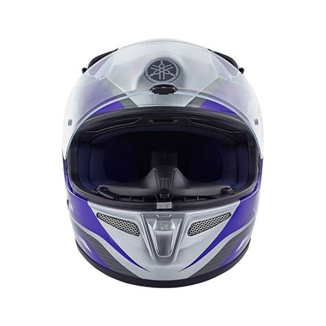 Helm Hjc Yamaha yamaha racing y10 helmet by hjc 174 cheap cycle parts
