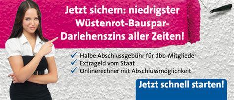 Motorradversicherung W Stenrot by Bausparen Lohnt Sich Dbb Vorsorgewerk