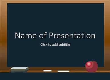 school templates for ppt free download notebook education powerpoint templates free download