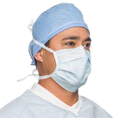 Masker Surgical Mask 1 surgical mask halyard health