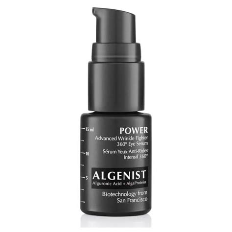 Algenist Power Advance Wrinkle Serum 8ml algenist power advanced wrinkle fighter 360 176 eye serum 15ml hq hair
