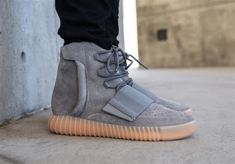 adidas yeezy  boost light grey gum release date sbd