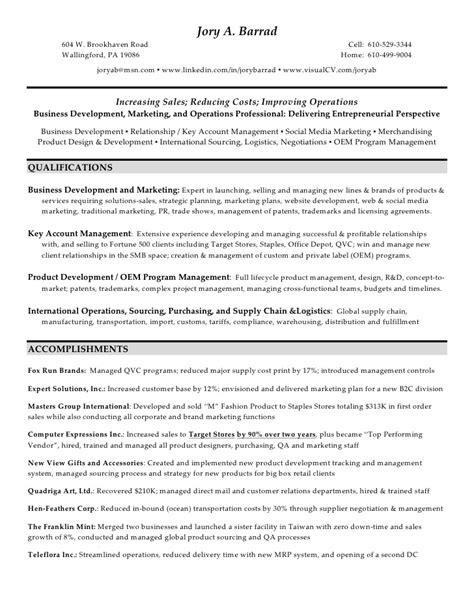 retail buyer resume resume ideas