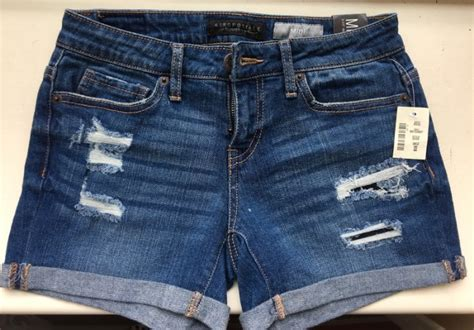 Sale Branded Hotpants Ripped Murah On The Rock brand new denim aeropostale shorts ripped size 00 us for sale in wilton cork from kisugem