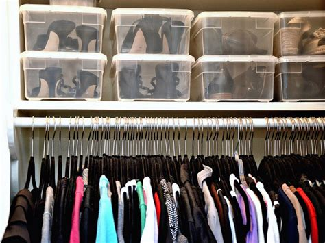 clever shoe storage solutions shoe storage solutions hgtv