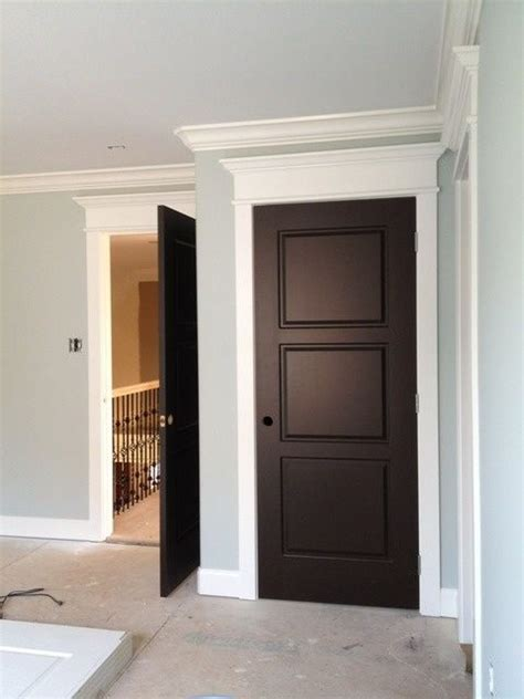 17 best images about painted trim oak windows and doors on doors white walls
