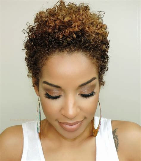 single level haircut with tapered ends best 25 short natural curls ideas on pinterest natural