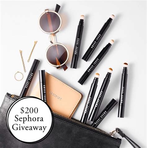 win 200 in our sephora giveaway junebug weddings - Sephora Giveaway 2016