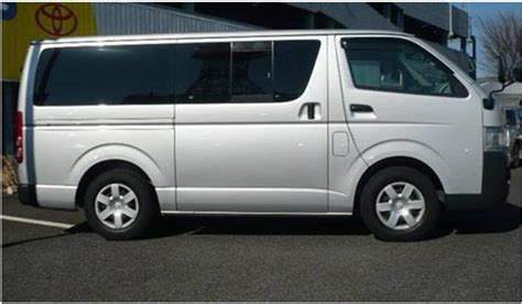 toyota hiace for sale usa toyota hiace 2004 used for sale
