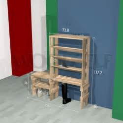 meuble 224 chaussures woodself le site des plans de