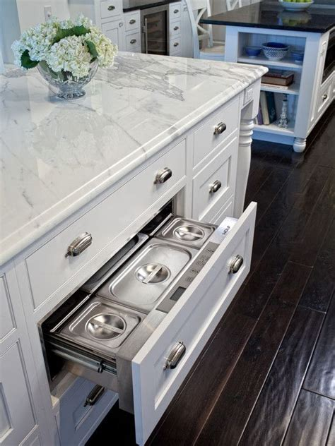 kitchen island with microwave drawer standardpaint island with hidden warming drawer genius