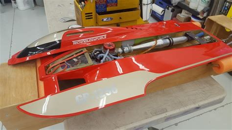 boat shop youtube sport 40 rc hydroplane test run in the boat shop youtube