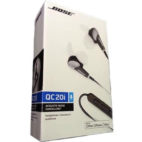 quiet comfort 20i buydig com bose quietcomfort 20i acoustic noise