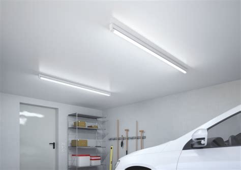 Garage Fluorescent Lighting Fixtures Led Garage Lights Fluorescent 2017 2018 Best Cars Reviews