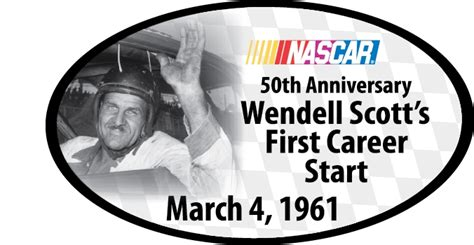 racing against the odds the story of wendell stock car racing s american chion books nascar honors 50th anniversary of wendell s