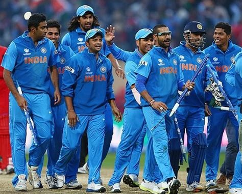 team india indian matches schedule for 2015 cricket world cup