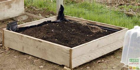 fabriquer un carr 233 potager c est si facile jardipartage