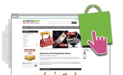 prestashop  trial web hosting