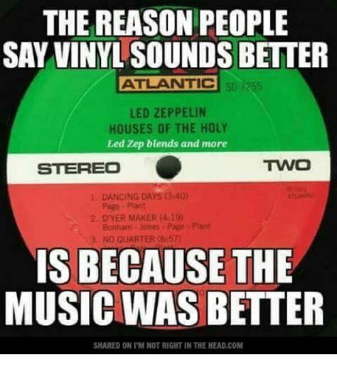 Vinyl Meme - 25 best memes about led zeppelin led zeppelin memes