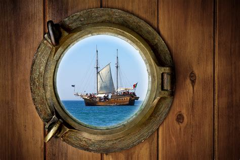 Sailboat Windows Designs Ships Sailing Window Boats Sea Wallpaper 2304x1536 50794 Wallpaperup
