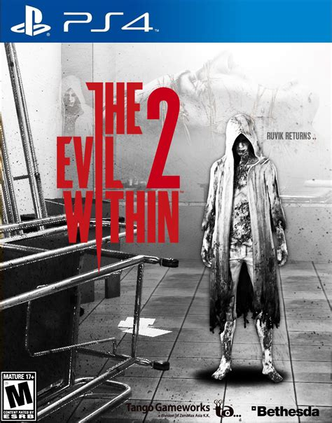 Ps4 The Evil Within 2 the evil within 2 ps4 md store