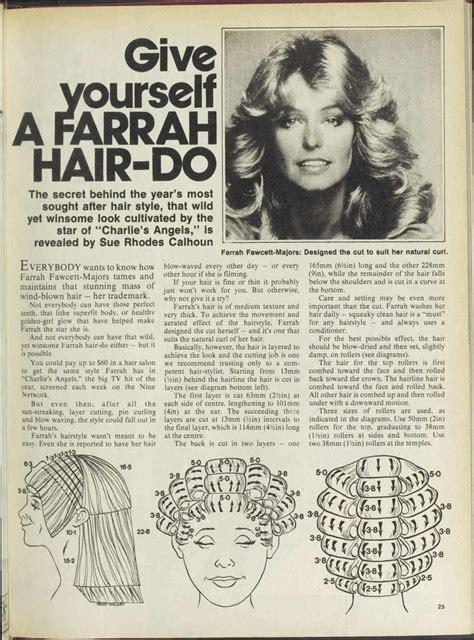 farrah fawcett hair cut directions 357 best images about classic hair on pinterest 1960s