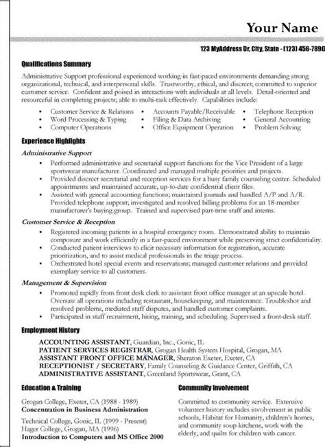 Functional Resume Sle Business Management 17 Best Ideas About Functional Resume Template On Resume Templates Modern Resume
