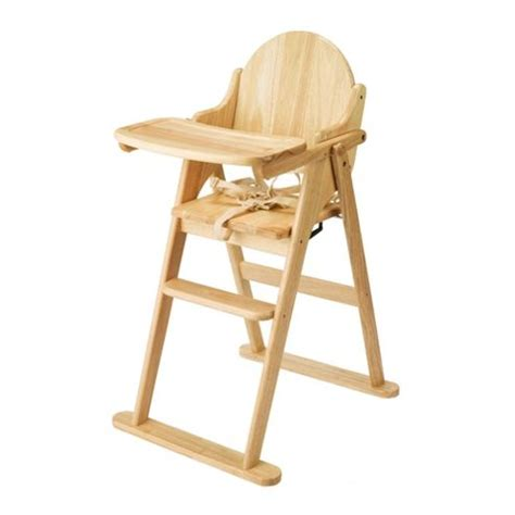 buy east coast wooden folding highchair from our