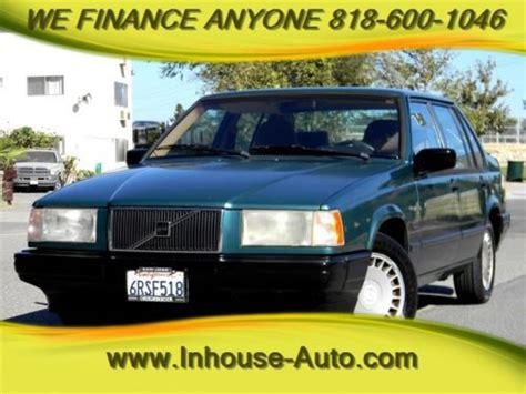 repair anti lock braking 1995 volvo 940 interior lighting find used 1995 volvo 940 automatic 4 door sedan in