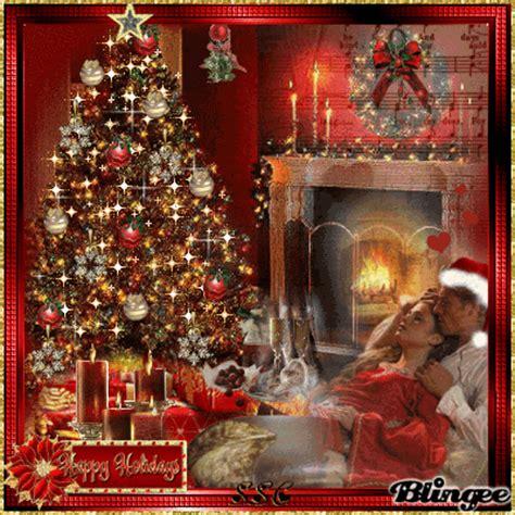 romantic christmas  picture  blingeecom
