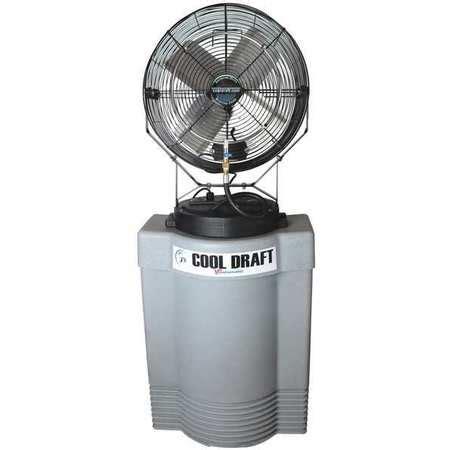 high pressure misting fan maxx air high pressure misting fan w 40 gal tank