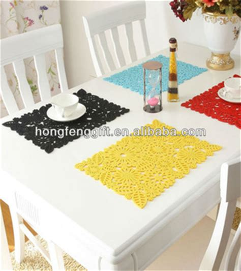 kitchen table mat new design kitchen table mat with beautiful flower