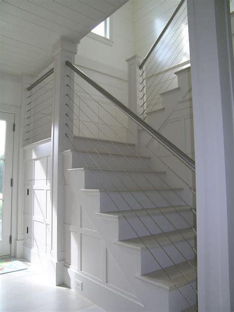 stair railing ideas  pinterest banister ideas