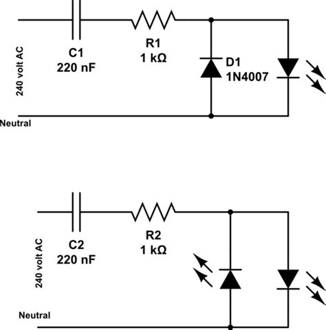 capacitor in ac circuit experiment ac led circuit capacitor 28 images batteries inserting capacitor into circuit causes led to