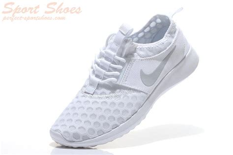 all white womens running shoes nike roshe run iv zenji stylish running shoes