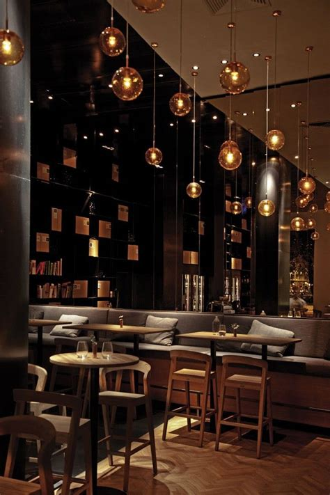 top 49 ideas about pendant lights in bars cafes