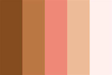 color fawn fawn color palette by ocoffeekitteno on deviantart