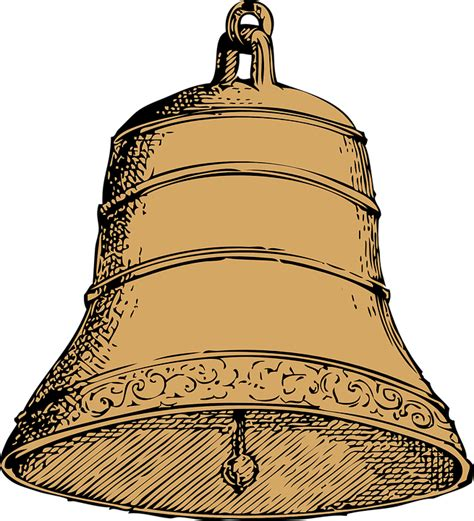 Wonderful Sounds Of Church Bells #2: Bell-34558_960_720.png
