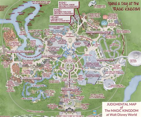 this judgmental map of magic kingdom is pretty accurate