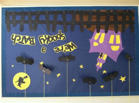 bulletin boards    excited  fall teach