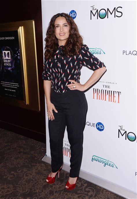 Salma Blouse salma hayek print blouse print blouse lookbook stylebistro