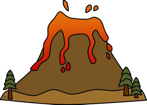 clipart volcano volcano clipart animations clipart panda free clipart