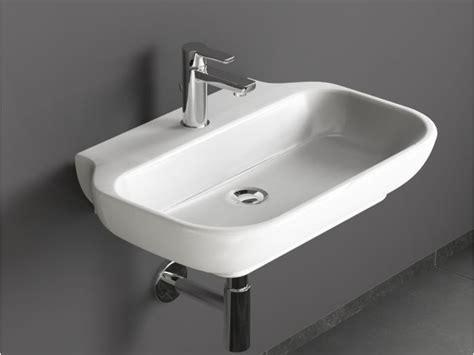 waschbecken armatur wandmontage design keramik waschbecken waschtisch 65 x 45 cm ohne