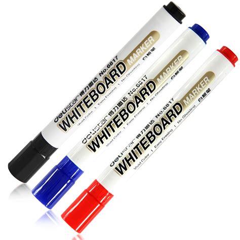 Marker Whiteboard stationery lackadaisical single erasable whiteboard
