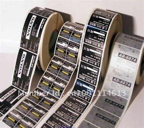 Sticker Drucken China by Kostenlose Proben Freeshipping Gro 223 Handel Metall
